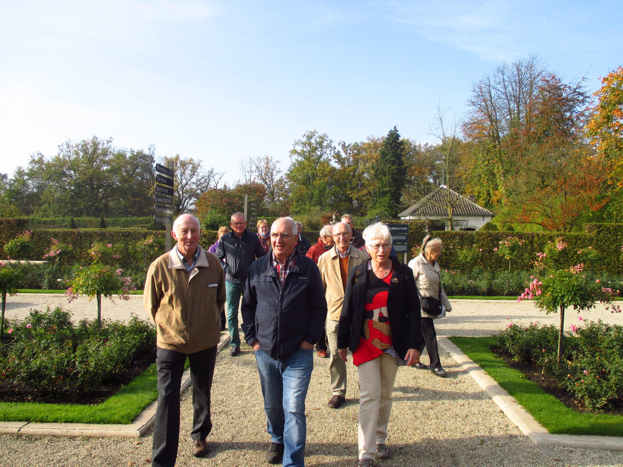 Rundführungen durch die Gärten und das Schloss