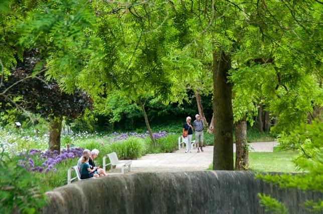 Jubiläumsgarten