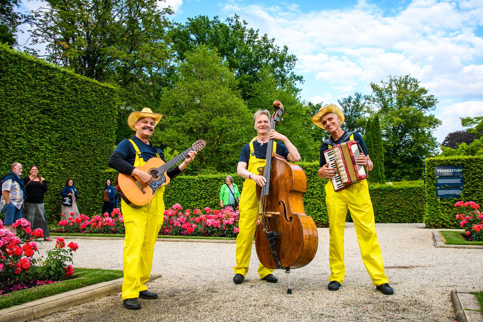 Wegen großem Erfolg verlängert: Sommerabende in den Schlossgärten Arcen am 6., 13. und 20. August!