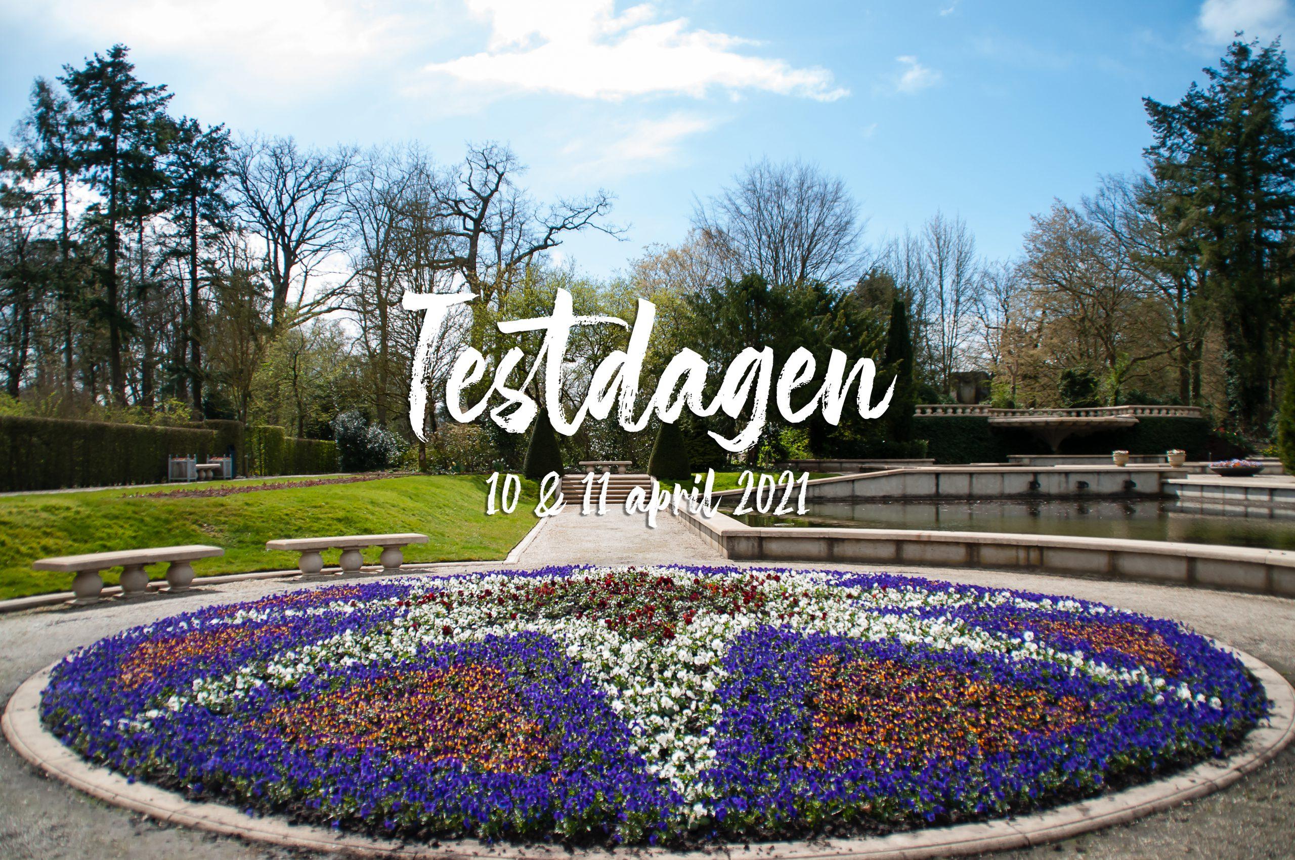 Kasteeltuinen Arcen opent op 10 en 11 april 2021 voor testdagen