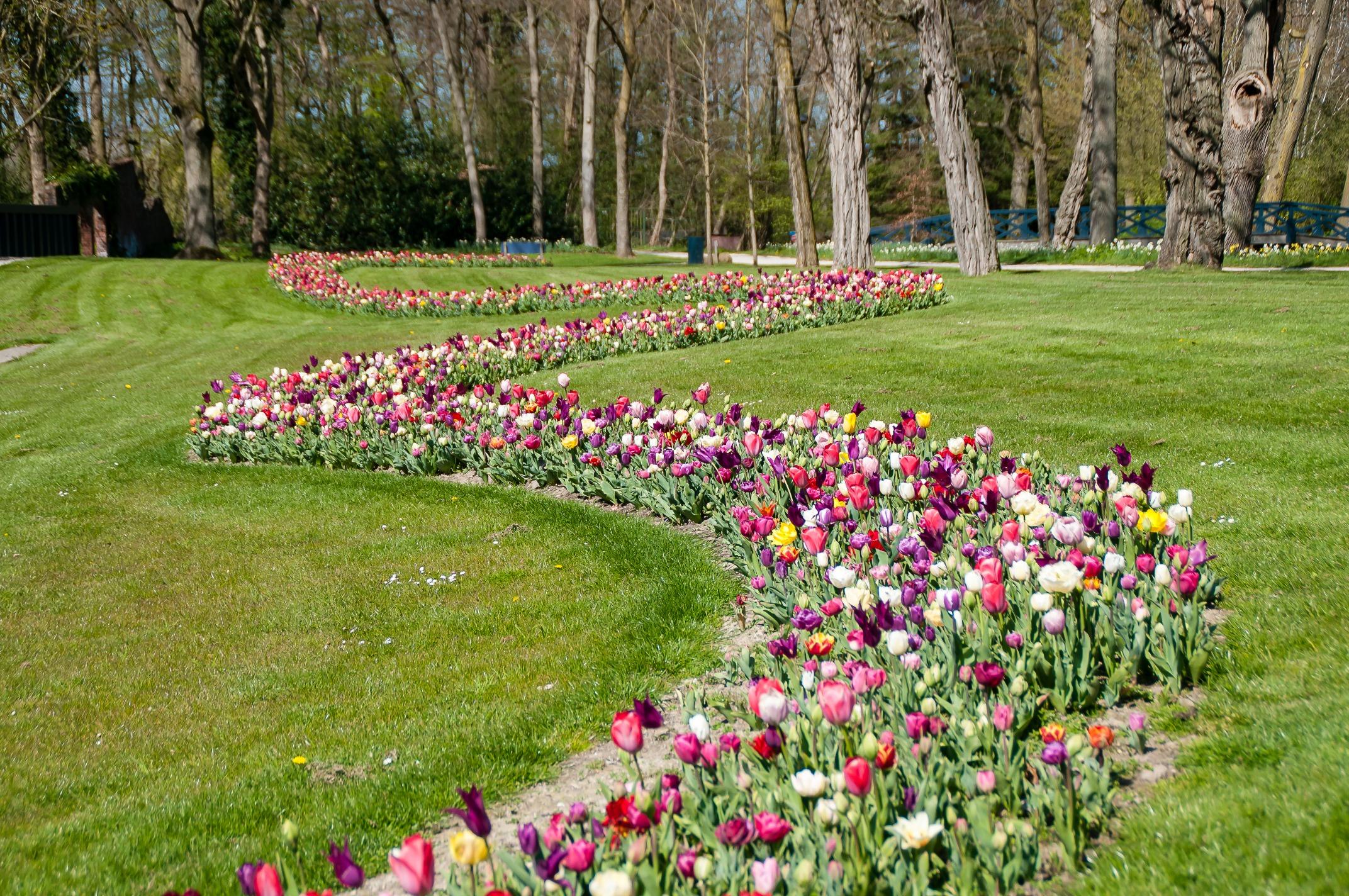 Corona-Lockerungen: Ab dem 19. Mai sind die Tore der Schlossgärten Arcen wieder geöffnet