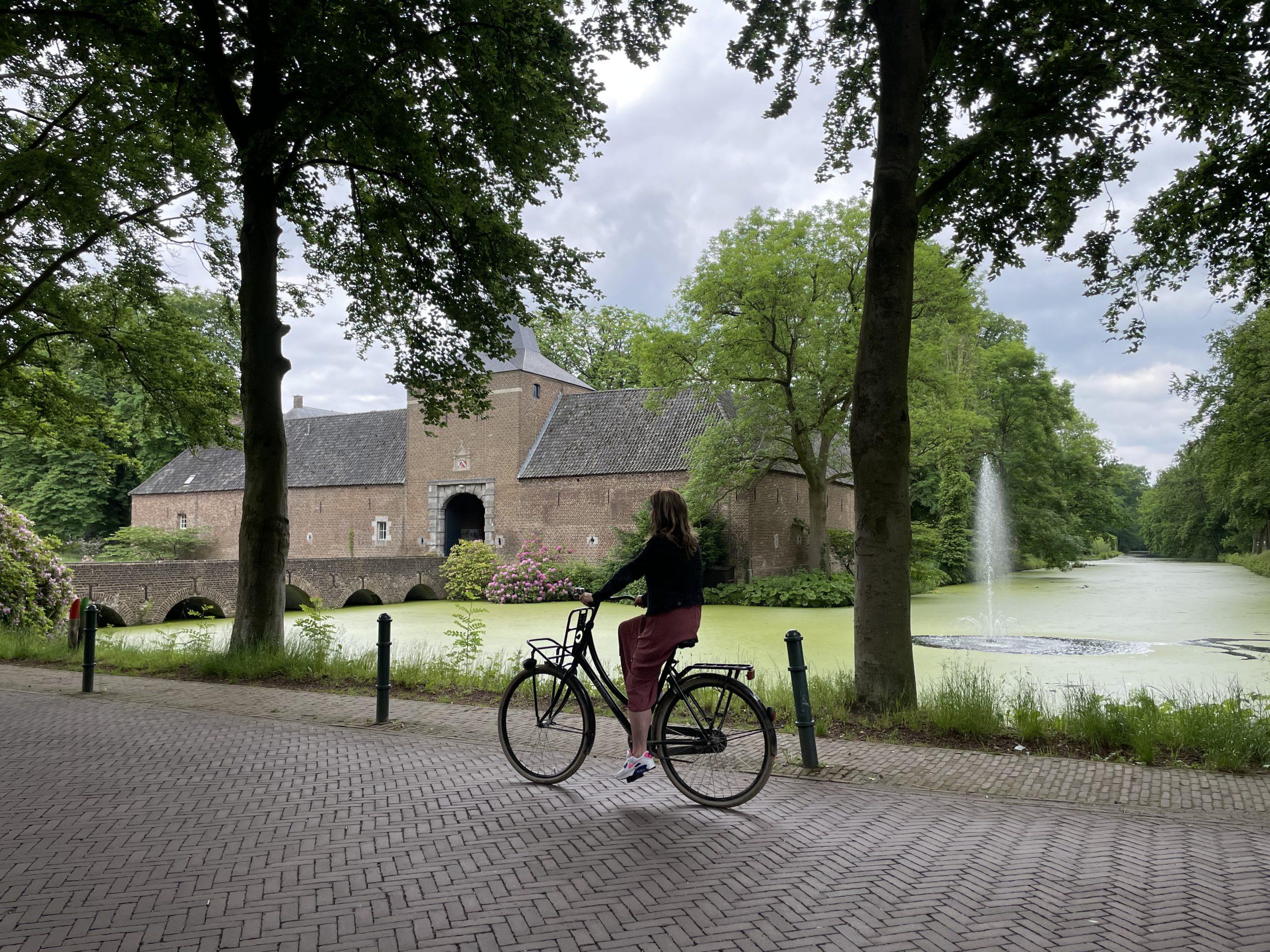 Natuurlijke fietsroutes