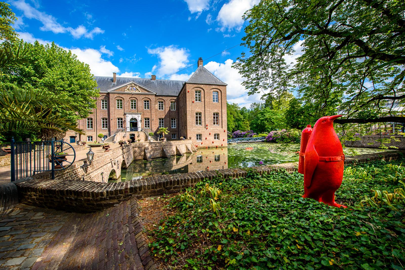 Ausflug in die Schlossgärten Arcen wieder möglich!